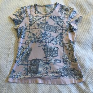 J. McLaughlin top size small
